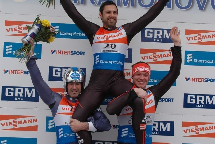 Andi Langenhan Armin Zggeler ist VizeEuropameister Bronze im