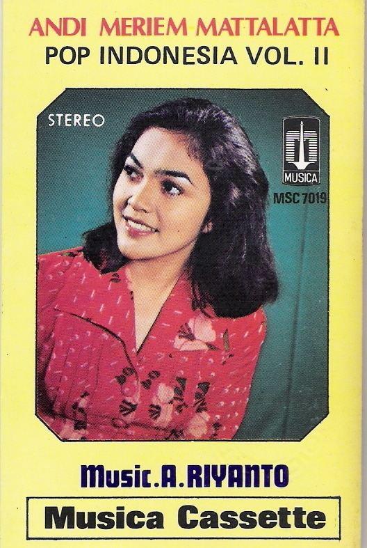 Andi Meriem Matalatta Pop Indonesia Vol II Wikiwand