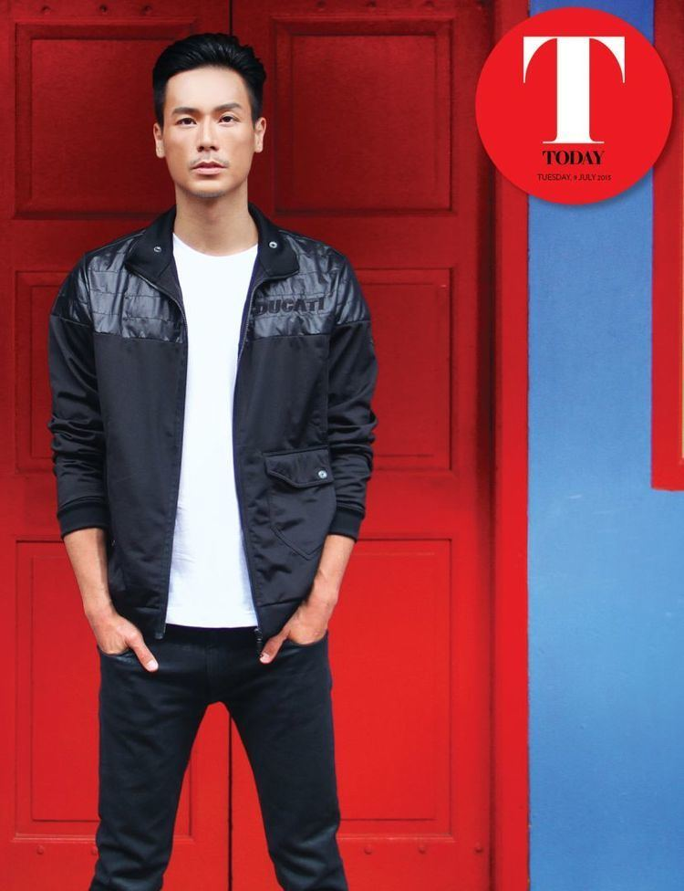 Andie Chen Why actor Andie Chen is always living on the edge