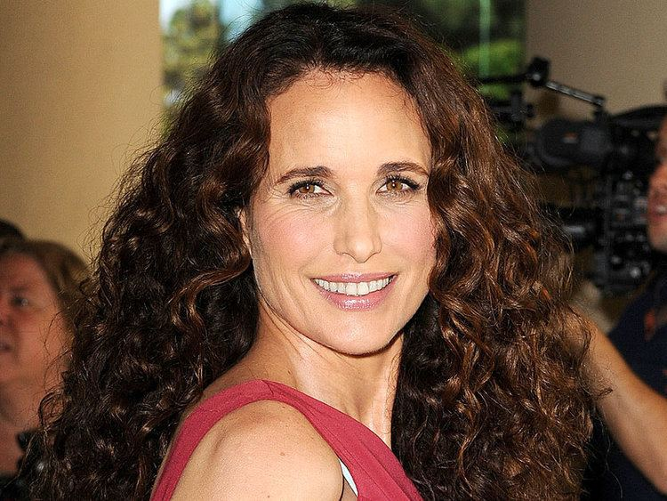 Andie MacDowell Andie MacDowell Once Skipped Cannes for Fear of Body