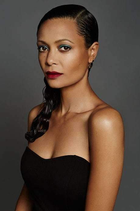 Andie Newton Thandie Newton on what makes her feel beautiful Fashion