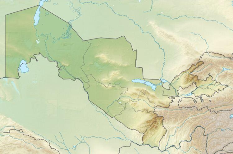 Andijan Dam