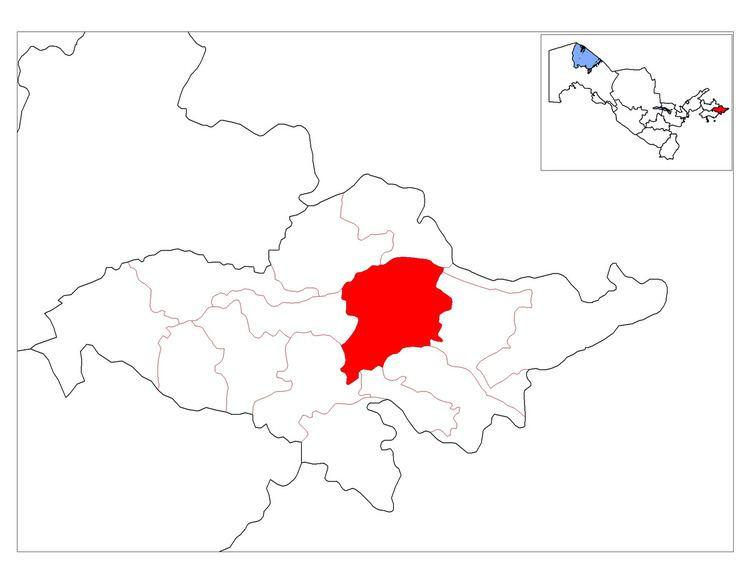 Andijan District
