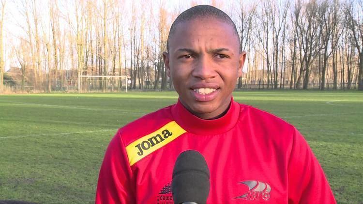 Andile Jali Andile Jali interview at KVO KV Oostende YouTube