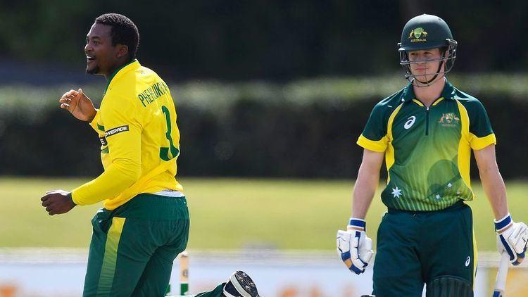 Andile Phehlukwayo South Africa pick Andile Phehlukwayo for Australia ODIs Cricket