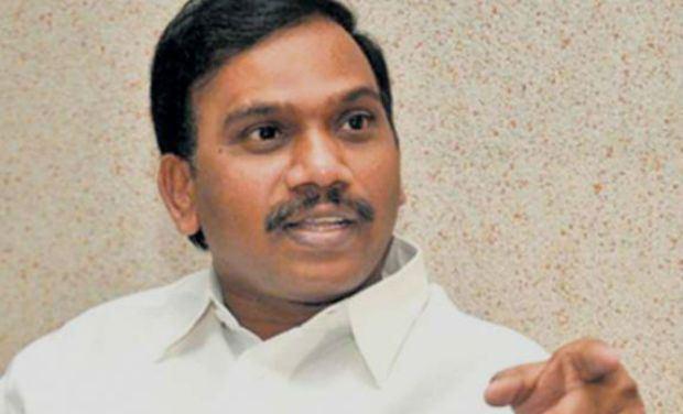 Andimuthu Raja CBI registers disproportionate assets case against exTelecom