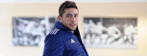 Andis Shala Interview mit Andis Shala Aufstieg mit FC Carl Zeiss Jena