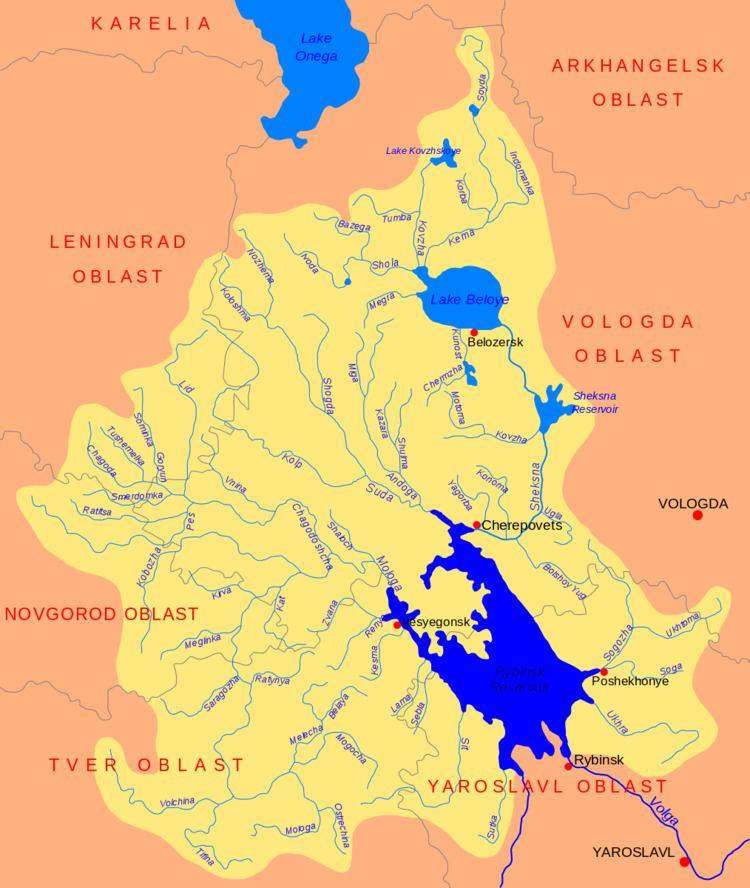 Andoga River