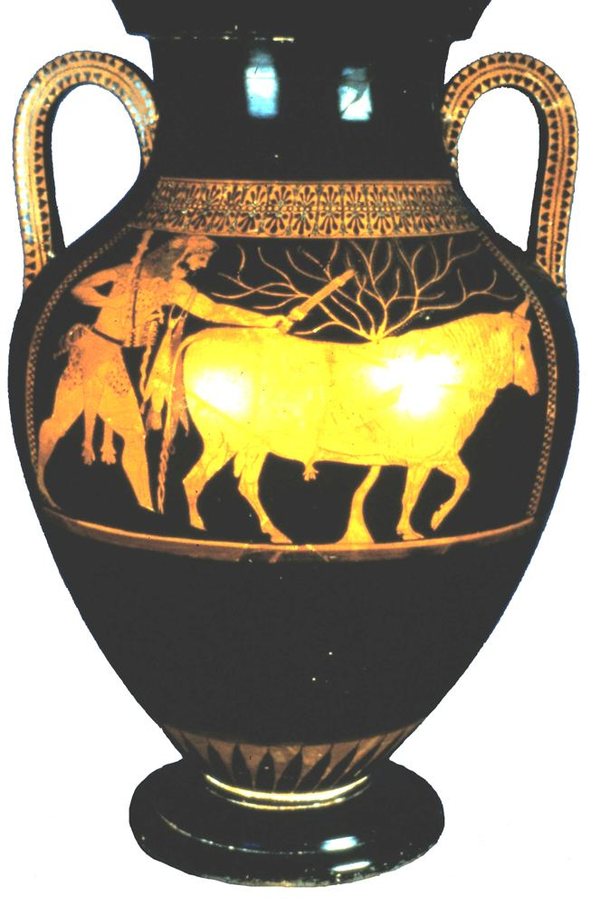Andokides painter Greek vases 800300 BC key pieces The Classical Art