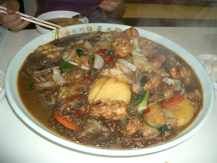 Andong Cuisine of Andong, Popular Food of Andong