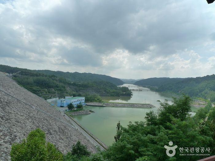 Andong Dam Andong Dam Official Korea Tourism Organization