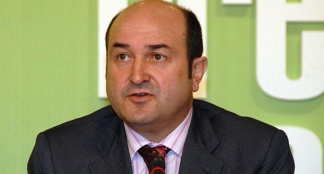 Andoni Ortuzar Andoni Ortuzar elegido presidente del PNV ANTENA 3 TV