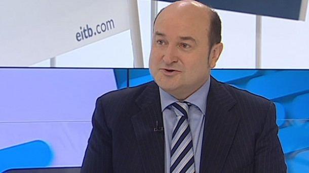 Andoni Ortuzar Director general EITB La apuesta del PNV es alguien de