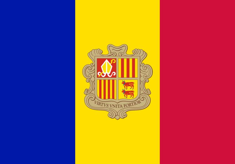 Andorra Davis Cup team