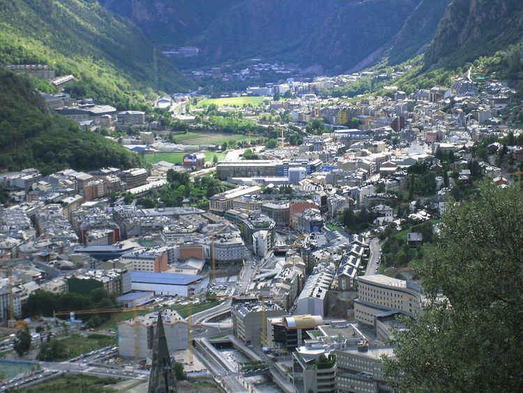 Andorra la Vella Wikipedia