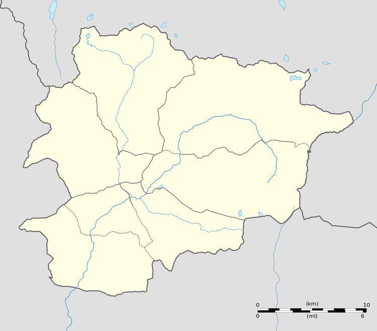 Andorra la Vella Heliport