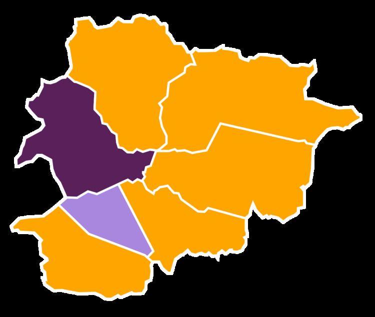 Andorran local elections, 2011