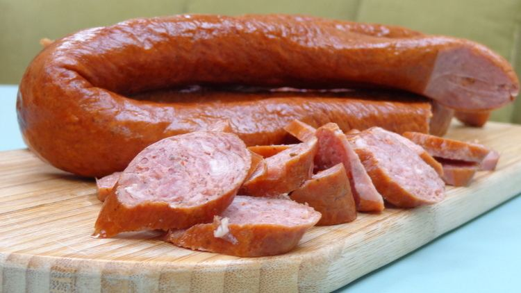 Andouille Andouille Sausage Cook Diary