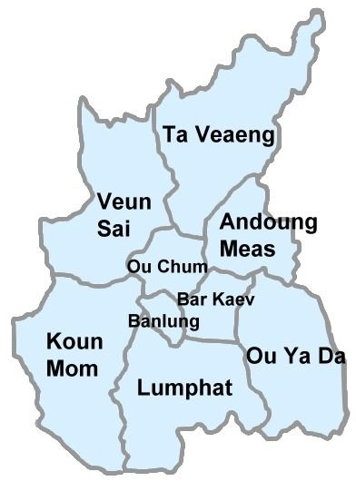 Andoung Meas District
