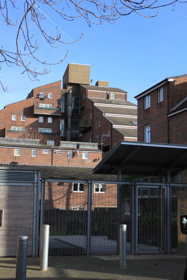 Andover Estate andover estate Urban Fathers39 Liberation Front