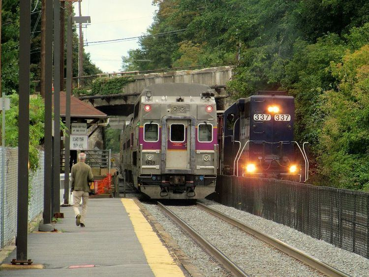 Andover (MBTA station)
