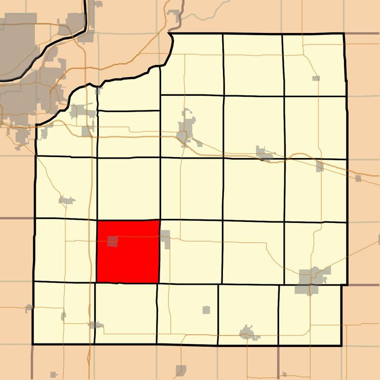 Andover Township, Henry County, Illinois