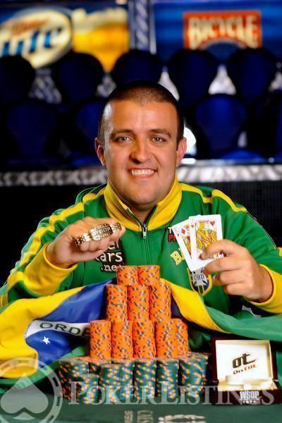André Akkari Andr Akkari Poker Can Transform Race Poverty in Brazil Poker News