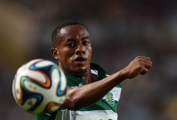 André Carrillo Andr Carrillo Skills amp Golos Sporting Clube de Portugal