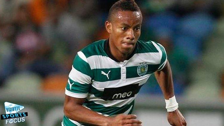 André Carrillo Andr Carrillo Deja Sporting Lisboa por ir al Leicester City YouTube