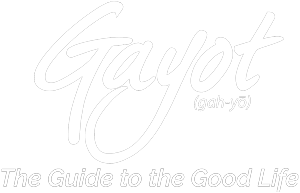 André Gayot wwwgayotcombundlesgayotfrontimgsgayotlogo2