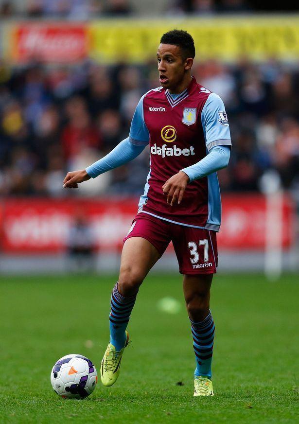 André Green (footballer) Aston Villa Young blood on Tim Sherwood39s radar for next season