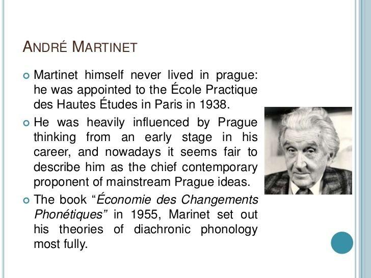 André Martinet Tl2 school ofprague