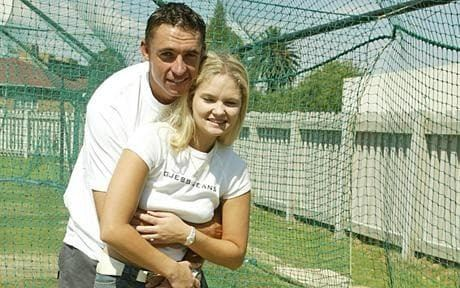 André Nel Married South African cricketer Andre Nel exposed as love cheat by
