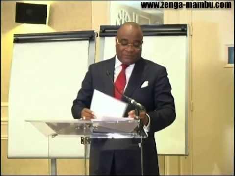 André Okombi Salissa Andr Okombi Salissa face la diaspora 2014 YouTube