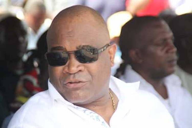 André Okombi Salissa Election prsidentielle Andr OKOMBI SALISSA ne reconnat pas la