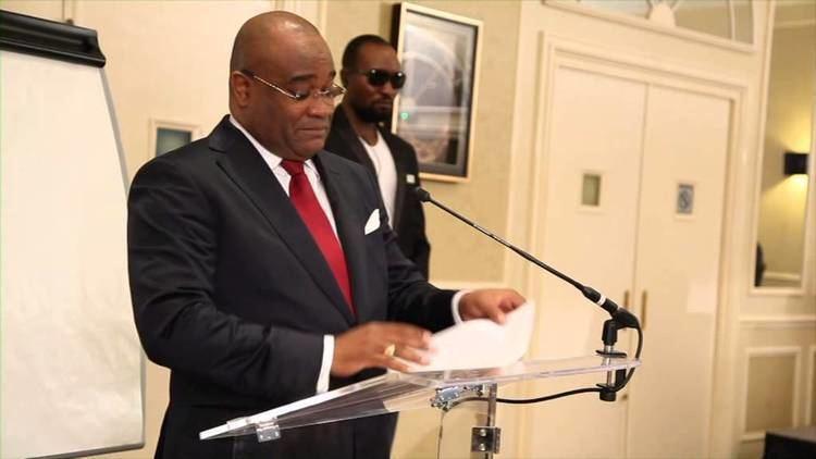 Andre Okombi Salissa Andre Okombi Salissa YouTube