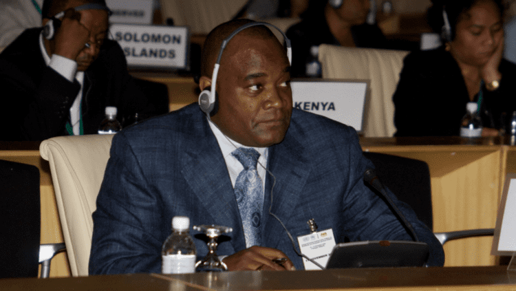 André Okombi Salissa CongoBrazzaville arrestation de l39opposant Andr Okombi Salissa