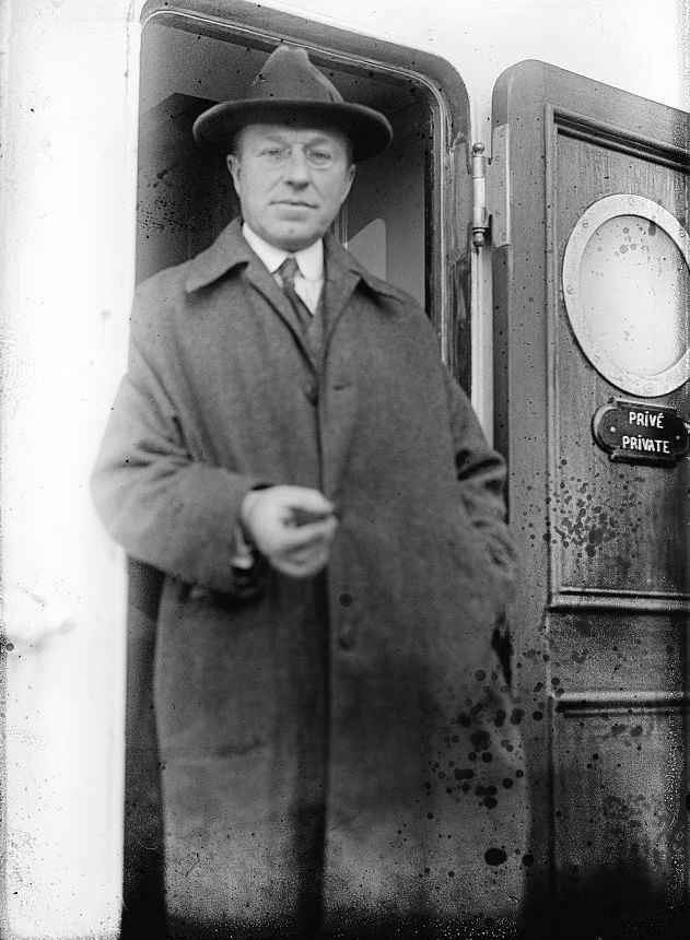 Andre Roosevelt