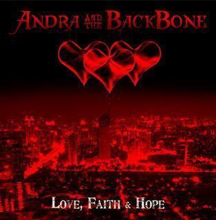 Andra and The BackBone Andra and The BackBone Wikipedia