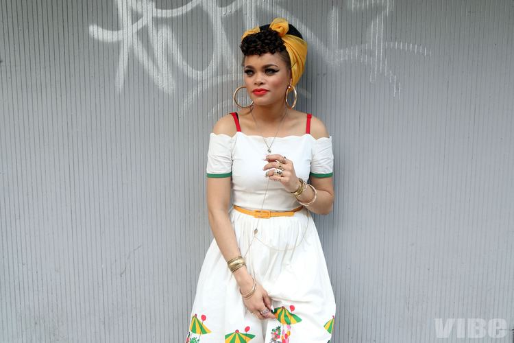 Andra Day Review Andra Day Makes A Beautiful Mess Her Message On
