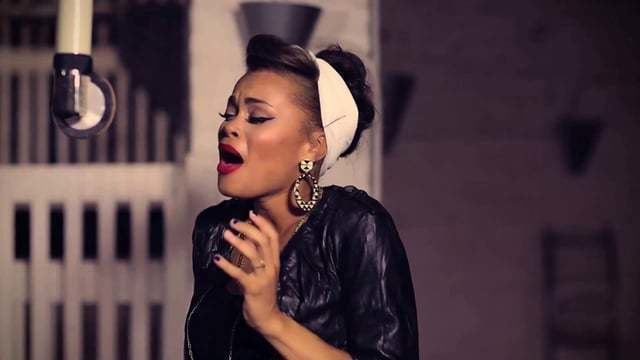 Andra Day TurnItUpTuesday Andra Day Soulful with a lil bit of