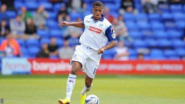 Andrai Jones BBC Sport Gateshead sign Jones Allan Rankine and O39Donnell