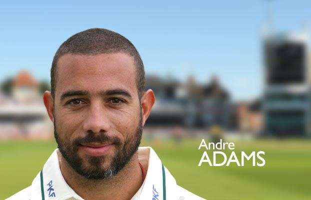 Nottinghamshire County Cricket Club Andre Adams