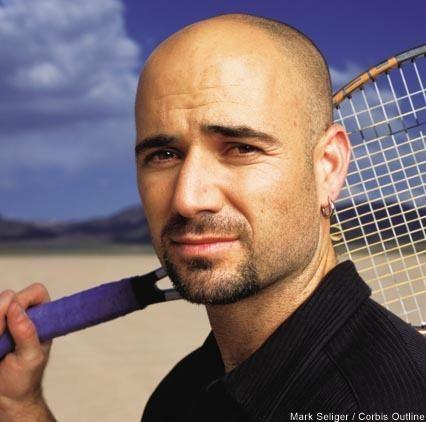 Andre Agassi agassicoverjpg