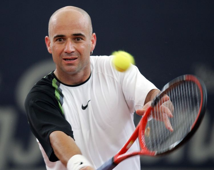 Andre Agassi Andre Agassi Tennis Player Ten Sports Club