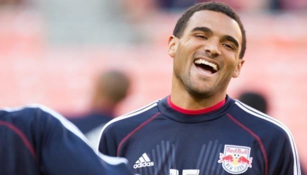 Andre Akpan Andre Akpan glad to be back with Red Bulls for 2014 New