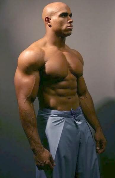 Andre Barnett Best of quotBuzzedquot in Bodybuilders Inc Forum