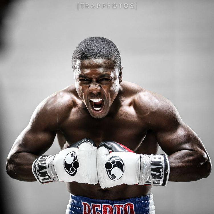 Andre Berto Andre Berto Fights Hunger In Haiti KO Hunger in Haiti