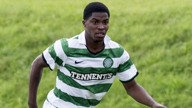 Andre Blackman Andre Blackman eager to impress at Celtic Celtic Sport