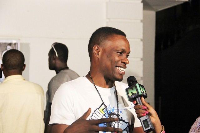 Andre Blaze Surprise Andre Blaze welcomes twin baby girls Nigerian